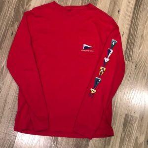 VINEYARD VINES Long Sleeve Shirt Mens XS